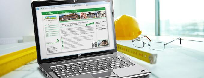 KonzeptBau GmbH : Presse - header-projektseiten